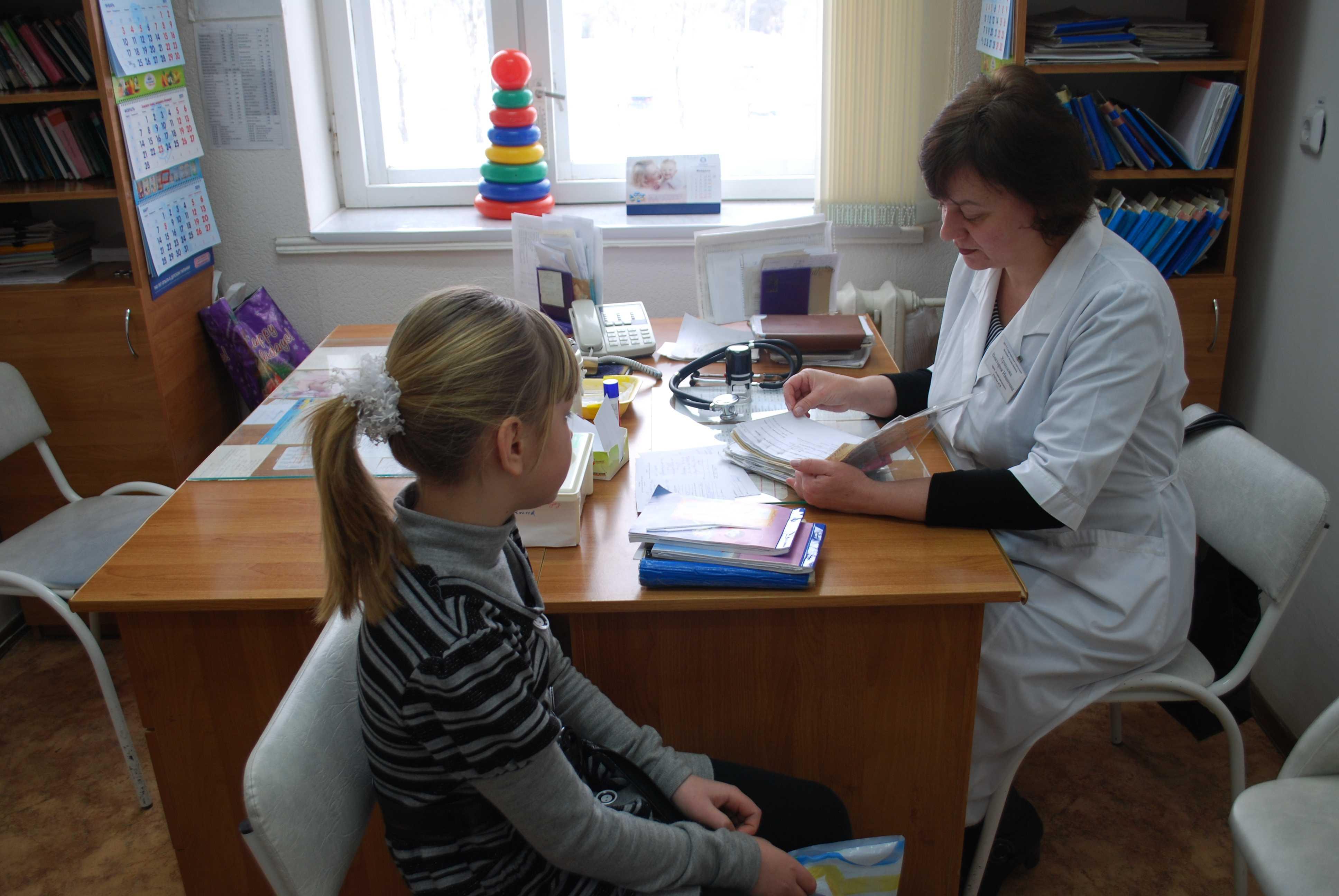 Врачам поликлиник увеличили время приема пациентов